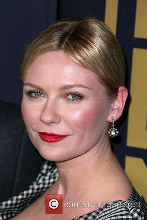 Kirsten Dunst - Shots of a variety of stars including actress Kirsten Dunst as they arrived for the Los Angeles...