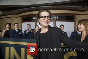 Brad Pitt - Los Angeles premiere of 'Unbroken' at the Dolby Theatre - Arrivals at Dolby Theatre - Los Angeles,...