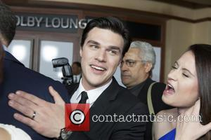 Finn Wittrock - Los Angeles premiere of 'Unbroken' at the Dolby Theatre - Arrivals at Dolby Theatre - Los Angeles,...