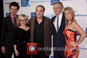 Adam Paul, Rachael Harris, Mandy Patinkin, Robert F. Kennedy Jr. and Cheryl Hines