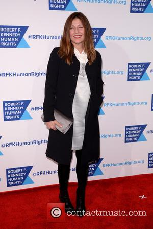 Catherine Keener - Shots of a variety of stars as they arrived at the Robert F Kennedy Ripple Of Hope...