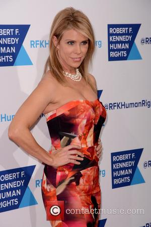 Cheryl Hines - Shots of a variety of stars as they arrived at the Robert F Kennedy Ripple Of Hope...