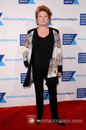 Kate Mulgrew - Shots of a variety of stars as they arrived at the Robert F Kennedy Ripple Of Hope...