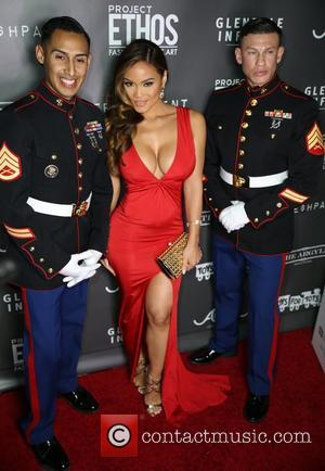 Daphne Joy - Project Ethos 'Toys For Tots' Fashion Show Charity Event held at The Argyle at the argyle -...