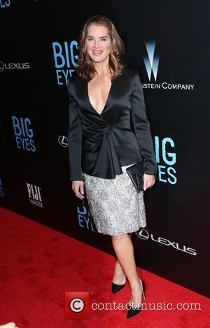 Brooke Shields - Photographs from the New York premiere of biographical drama 'Big Eyes' which stars Amy Adams, Christoph Waltz...