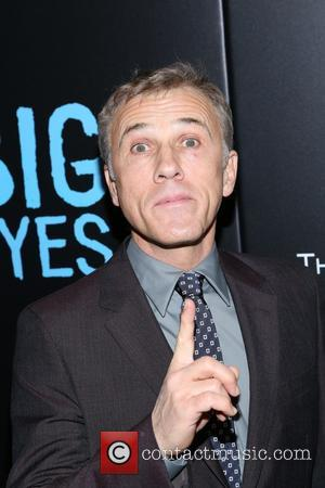 Christoph Waltz - Photographs from the New York premiere of biographical drama 'Big Eyes' which stars Amy Adams, Christoph Waltz...