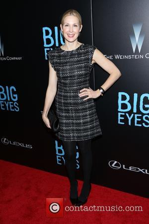 kelly rutherford - Photographs from the New York premiere of biographical drama 'Big Eyes' which stars Amy Adams, Christoph Waltz...