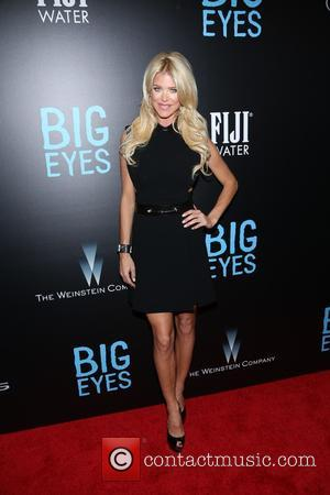 Victoria Silvstedt - Photographs from the New York premiere of biographical drama 'Big Eyes' which stars Amy Adams, Christoph Waltz...
