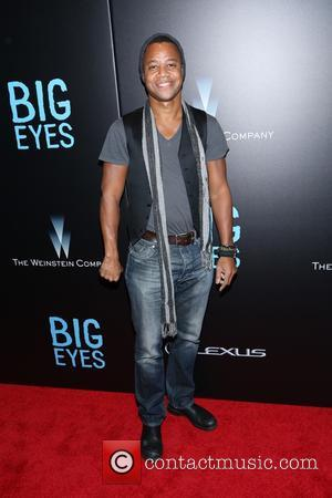Cuba Gooding Jr. - New York premiere of Big Eyes' held at Museum of Modern Art - New York, New...