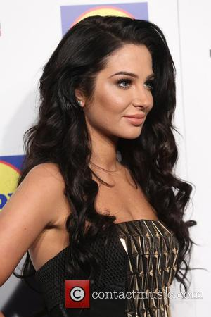 Tulisa Contostavlos - The British Comedy Awards 2014 - Arrivals - London, United Kingdom - Tuesday 16th December 2014