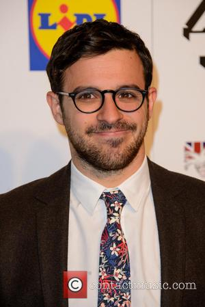 Simon Bird - The British Comedy Awards 2014 at Fountain Studios - Arrivals - London - Tuesday 16th December 2014