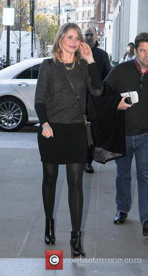 Cameron Diaz - Cameron Diaz arriving at the BBC Radio 1 studios - London, United Kingdom - Tuesday 16th December...