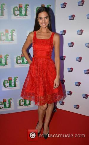 Alison Canavan - Opening night of 'Elf the Musical' at The Bord Gais Energy Theatre in Dublin - Arrivals -...
