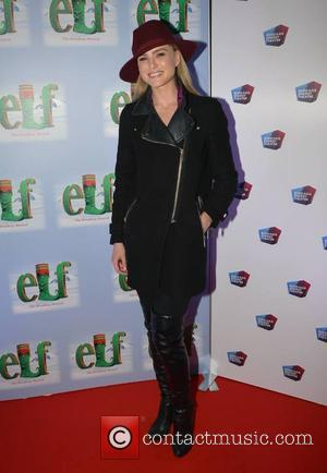 Sarah Morrissey - Opening night of 'Elf the Musical' at The Bord Gais Energy Theatre in Dublin - Arrivals -...