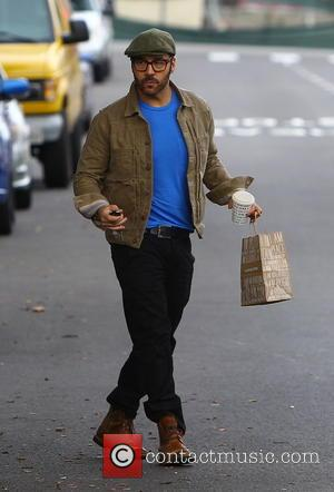 Jeremy Piven - Jeremy Piven out and about in Los Angeles - Los Angeles, California, United States - Wednesday 17th...