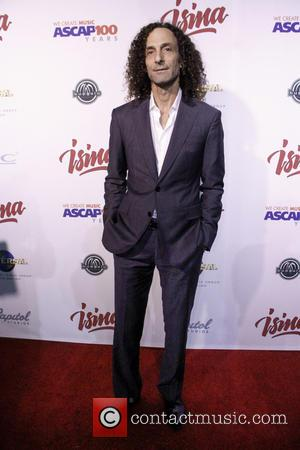 Kenny G - Individual Style Institute of North America's launch party arrivals at Capitol Recording Studios - Hollywood, California, United...