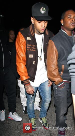 Chris Brown - Chris Brown and Ciara enjoy a night out at Supperclub in Hollywood - Los Angeles, California, United...