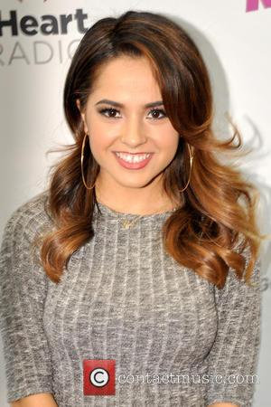 Becky G - A host of stars from the music industry were snapped as they arrived and took to the...