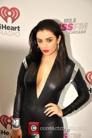 Charli XCX - A host of stars from the music industry were snapped as they arrived and took to the...