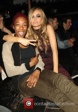 Samira Wiley and Carmen Electra - GB2 Wednesdays at The Abbey Special Appearance by Carmen Electra at The Abbey -...