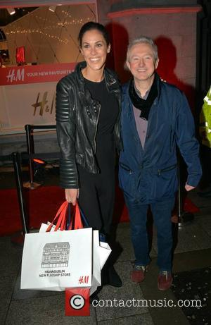 Glenda Gilson and Louis Walsh - H&M opens up a flagship store on Dublin's College Green - Arrivals - Dublin,...