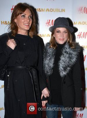 Ingrid Hoey and Amy Huberman