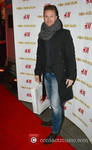 Nicky Byrne - H&M opens up a flagship store on Dublin's College Green - Arrivals - Dublin, Ireland - Thursday...