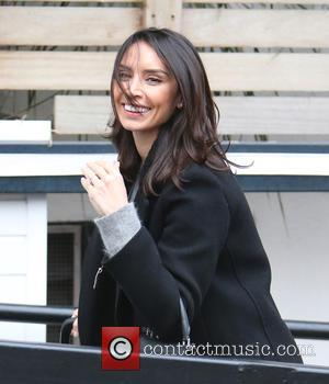 Christine Bleakley - Christine Bleakley outside the ITV Studios - London, United Kingdom - Thursday 18th December 2014
