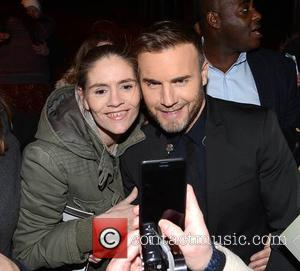 Gary Barlow - Celebrity guests arrive at RTÉ Studios for 'The Late Late Show' - Dublin, Ireland - Friday 19th...