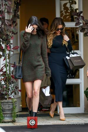 Kendall Jenner and Khloe Kardashian
