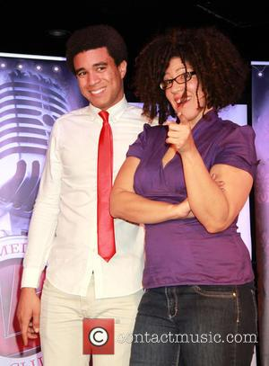 Rain Pryor and Mason Pryor - Rain Pryor, daughter of American comedy legend Richard Pryor, records a comedy CD live...