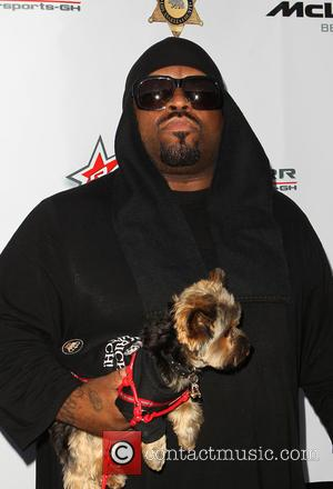 Cee Lo Green - A variety of stars were photographed as Roadstarr Motorsports partnered with Toys For Tots at the...