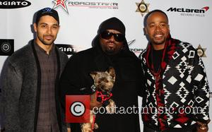 Wilmer Valderrama, Cee Lo Green and Columbus Short - A variety of stars were photographed as Roadstarr Motorsports partnered with...