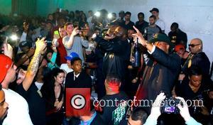 Rick Ross, Mally Mall, Sincere and Atmosphere - American rapper and founder of Maybach Music Group Rick Ross gave a...