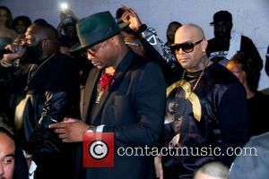 Rick Ross, Sincere and Mally Mall - American rapper and founder of Maybach Music Group Rick Ross gave a live...