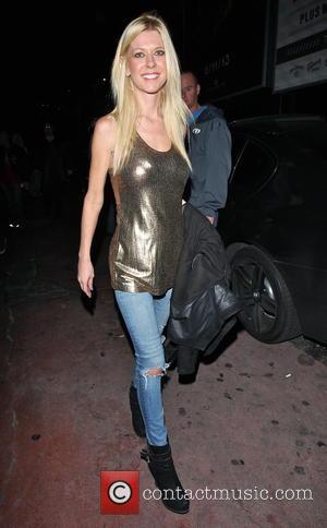 Tara Reid - Tara Reid arrives at The Roxy - Los Angeles, California, United States - Saturday 20th December 2014