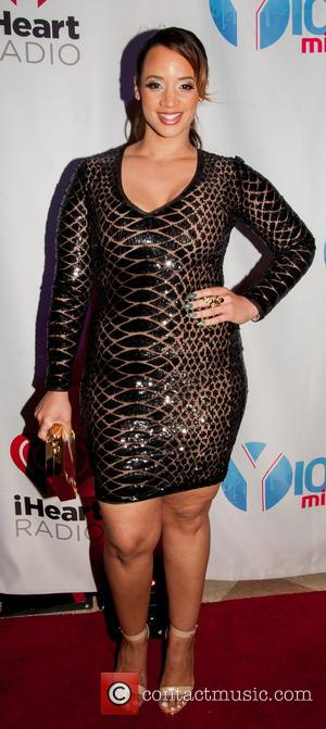 Dascha Polanco - Shots of a variety of pop stars as they arrived at the Y100 Jingle Ball 2014 which...