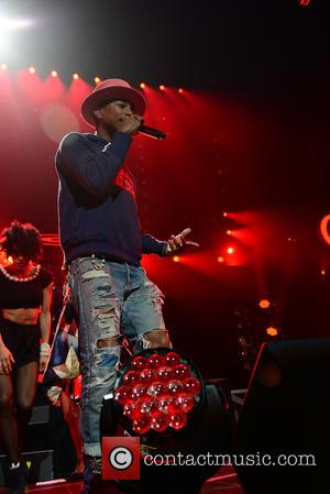 Pharrell Williams Heading To World Economic Forum