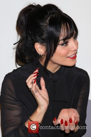 Vanessa Hudgens - Media day for the Broadway musical Gigi held at the New 42nd Street Studios - Interviews. at...