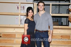 Vanessa Hudgens and Corey Cott