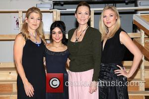 Victoria Clark, Vanessa Hudgens, Dee Hoty and Steffanie Leigh