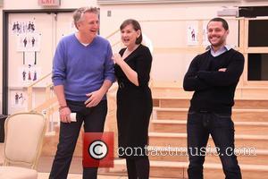 Eric Schaeffer, Heidi Thomas and Joshua Bergasse