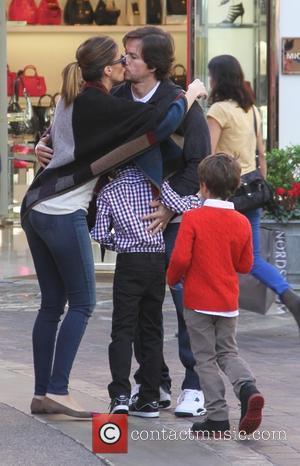 Mark Wahlberg, Rhea Durham, Brendan Wahlberg and Michael Wahlberg