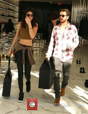 Kendall Jenner and Scott Disick
