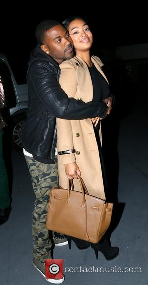 Ray J and Princess Love - American singer songwriter Ray J and model Princess Love were spotted out and about...