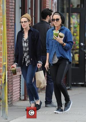 Kristen Stewart and Alicia Cargile - American actress and star of the Twilight films Kristen Stewart was spotted out with...