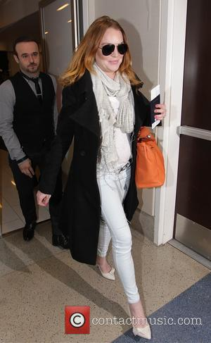 Lindsay Lohan Risks Jail With Unfinished Community Service