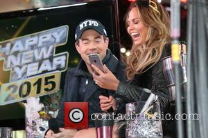 Carson Daly and Chrissy Teigen - Shots from a variety of performers including American pop star Taylor Swift and photo's...