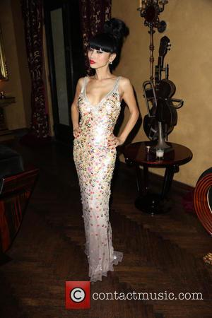 Bai Ling - Shots of a  variety of stars as they attended Sue Wong New Years Eve party which...