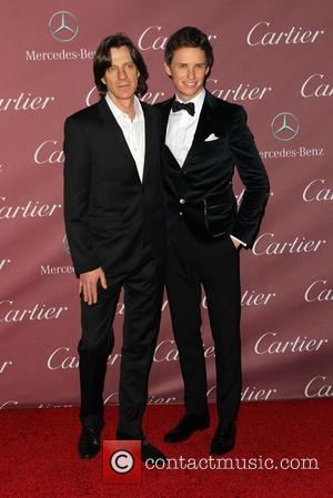Eddie Redmayne and James Marsh